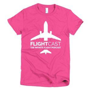 Short Sleeve Women's FlightCast T-shirt