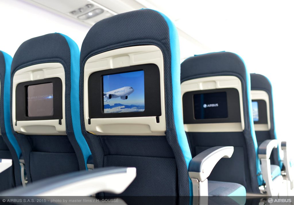 Airliner Seat