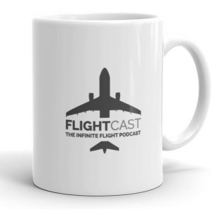 FlightCast Mug