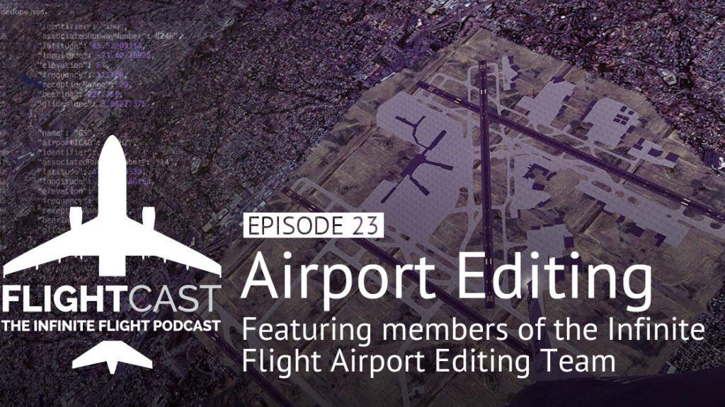 Infinite Flight Airport Editing