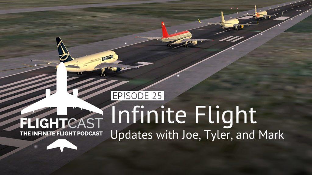 Infinite Flight Update