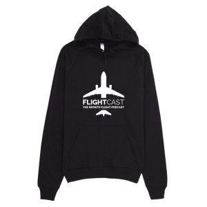 FlightCast Unisex Hoodie