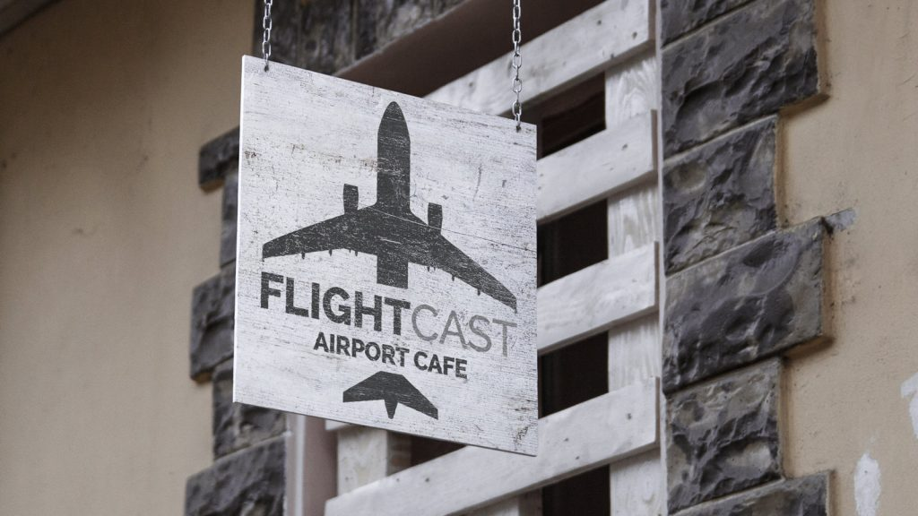 FlightCast Cafe