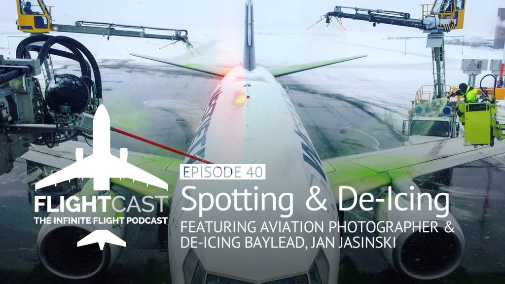 Plane Spotting & De-Icing
