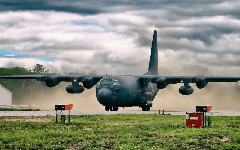 RCAF C-130 Practice