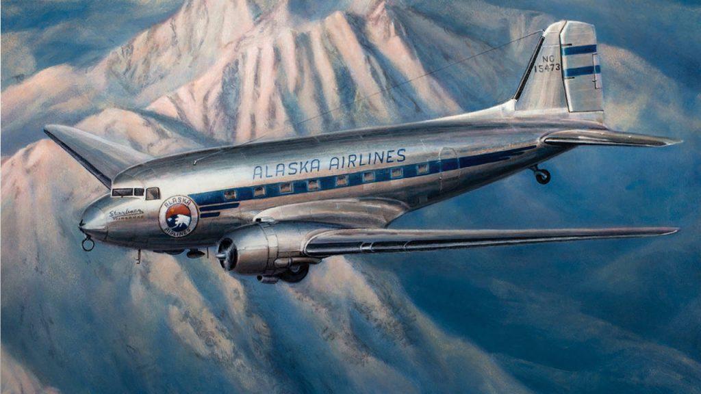 Alaska Airlines Starliner