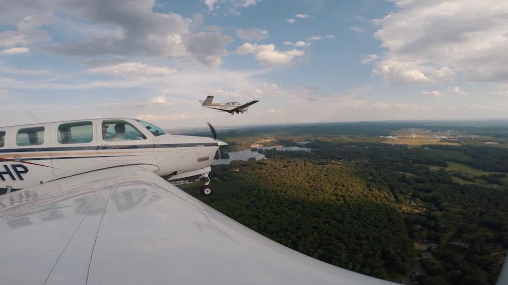 Flight Around the World Extended Cut